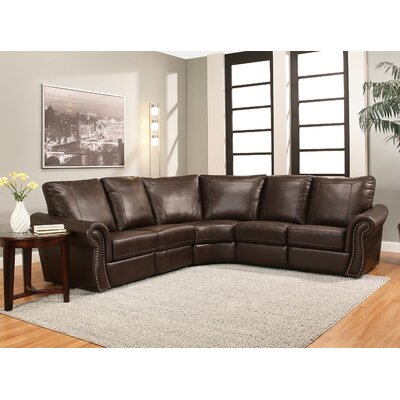 Darby Home Co Amity Sectional