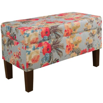 Alcott Hill Upholstered Storage Storage Bedroom Bench