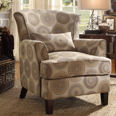 Alcott Hill Monroe Arm Chair