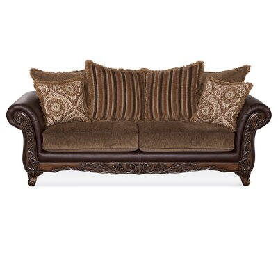 Astoria Grand Serta Upholstery Lura Sofa
