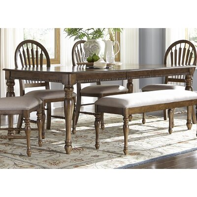 Alcott Hill Dolan Extendable Dining Table