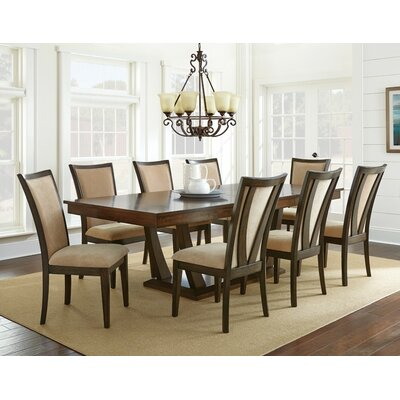 Alcott Hill Sachem Extendable Dining Table