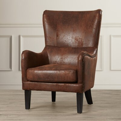 Alcott Hill Gordon High Back Club Chair