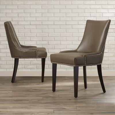 Alcott Hill Cutler Parsons Chair (Set of 2)