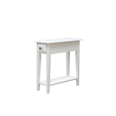 Alcott Hill Roopville Chairside Table