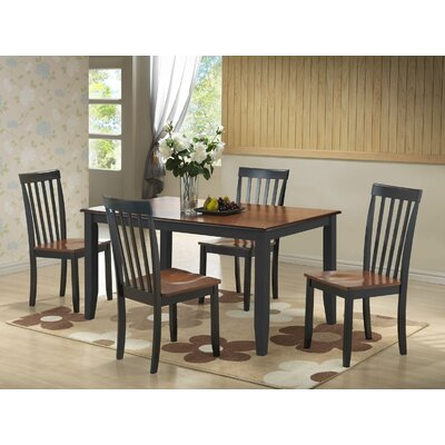 Alcott Hill Ann 5 Piece Dining Set