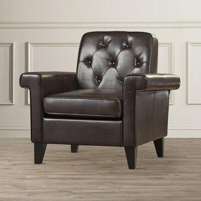 Alcott Hill Button Tufted Club Chair