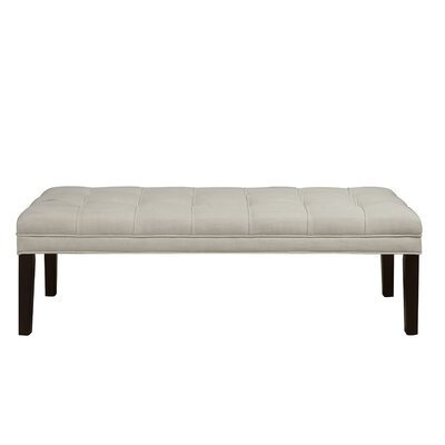 Alcott Hill Northbrook Upholstered Bedroom Bench