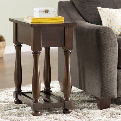 Alcott Hill Mannox Chairside Table