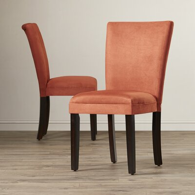 Alcott Hill Willington Parsons Chair (Set of 2)