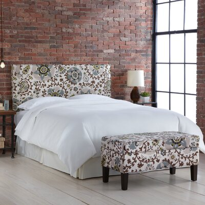 Alcott Hill Thurston Upholstered Storage Bedroom..