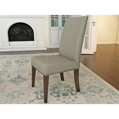 Alcott Hill Pearse Upholstered Parsons Chair (S..