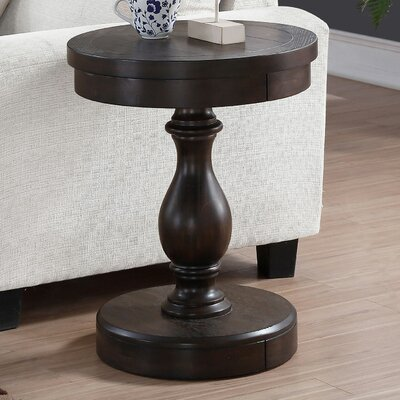 Alcott Hill Wilhelmina End Table