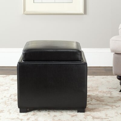 Alcott Hill Reeves Storage Ottoman
