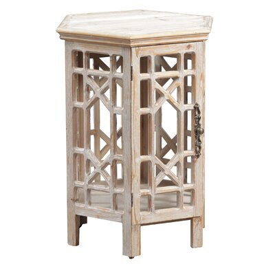 Bungalow Rose Touaourou End Table