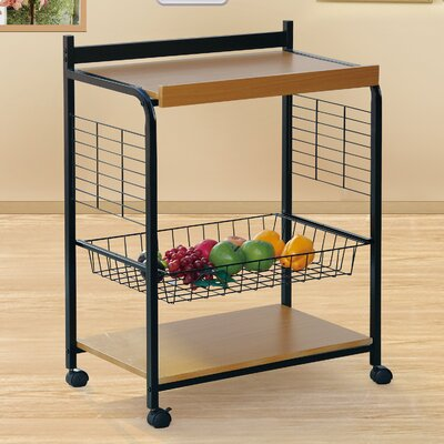 Charlton Home Kitchen Cart