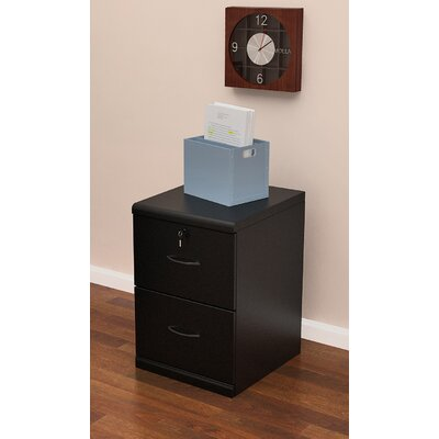 Charlton Home Berkhead 2 Drawer File Cabinet Image