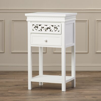 Charlton Home Nagel End Table