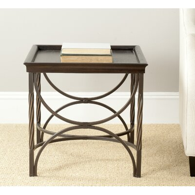 Charlton Home Ossian End Table