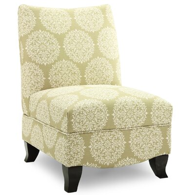 Charlton Home Dixie Gabrielle Slipper Chair