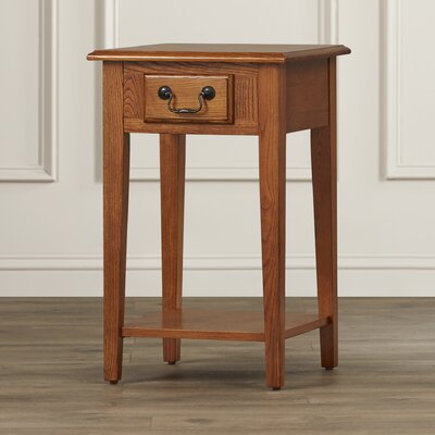 Charlton Home Apple Valley Square End Table