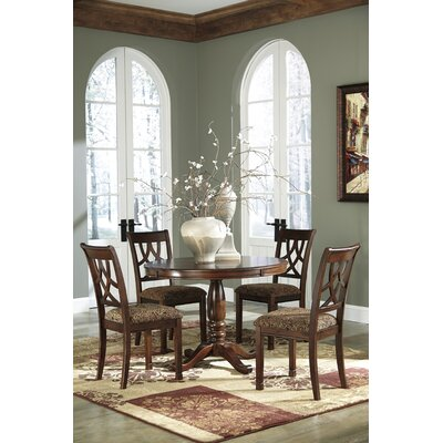 Charlton Home Portland 5 Piece Dining Set