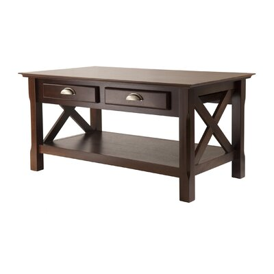 Charlton Home Toledo Coffee Table