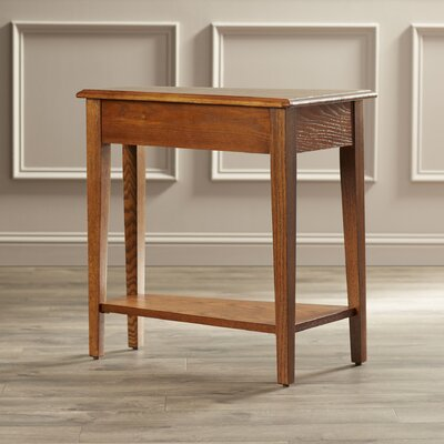 Charlton Home Apple Valley End Table