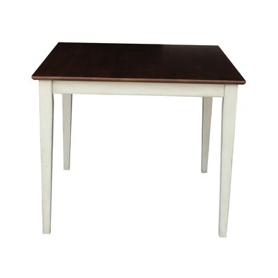 Charlton Home Frost Square Dining Table U0026 Reviews | Wayfair