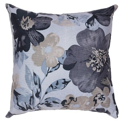 Throw Pillow Gallery : Varick Gallery Sherwood Flower Throw Pillow & Reviews Wayfair