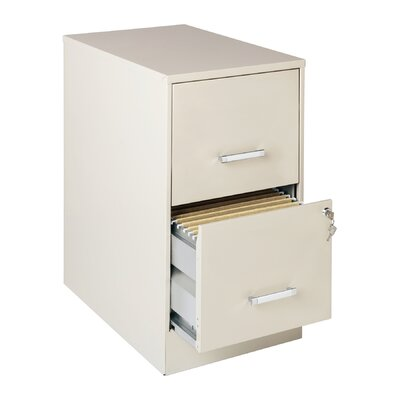 Varick Gallery Wooster 2 Drawer Vertical Filing Cabinet