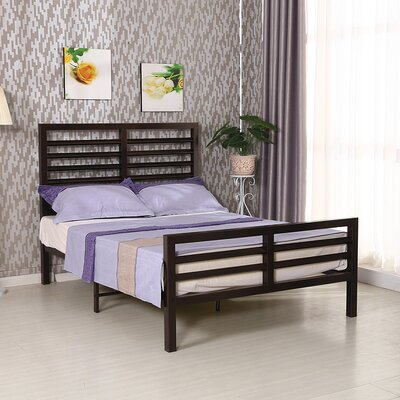 Varick Gallery Platform Bed