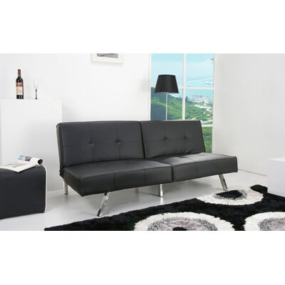 Varick Gallery Rosehill Convertible Futon Sofa Bed