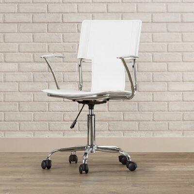 Varick Gallery Lindbergh Mid-Back Desk Chair