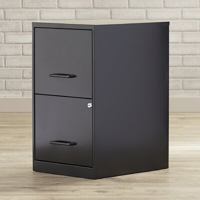 Varick Gallery Worton 2 Drawer Vertical Filing Cabinet