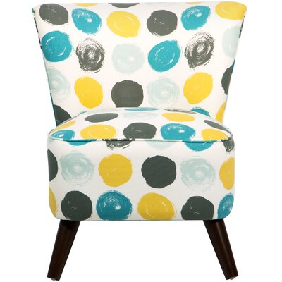 Brayden Studio Mossman Brushed Dot Side Chair