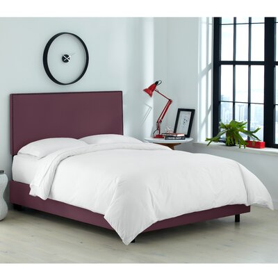 Brayden Studio Whiteway Upholstered Panel Bed