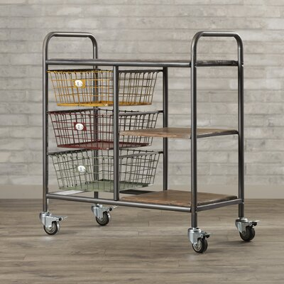 Trent Austin Design Arcadia Serving Cart