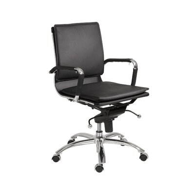 Brayden Studio Kalgoorlie Pro Low-Back Adjustable Office Chair