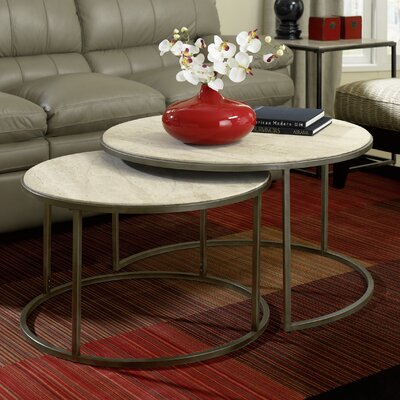 Brayden Studio Masuda Nesting Coffee Table