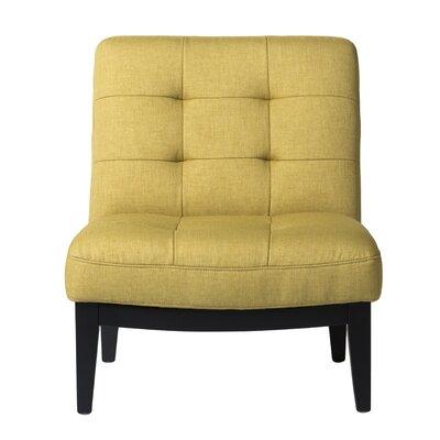 Brayden Studio Armijo Slipper Chair
