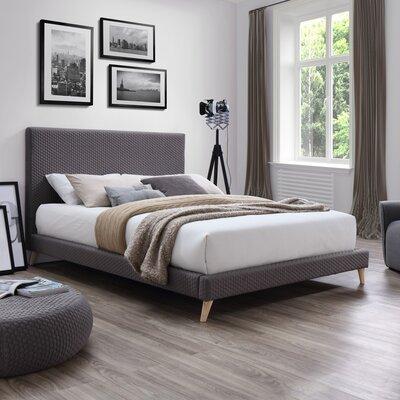 Brayden Studio Eder Upholstered Platform ..