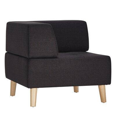 Brayden Studio Randall Corner Lounge Chair