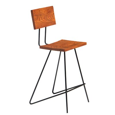 Brayden Studio Lewandowski Bar Stool (Set of 2)