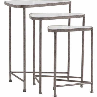Brayden Studio Lisk Tribus 3 Piece Nesting Tables