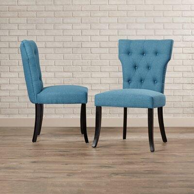 Brayden Studio Vangilder Parsons Chair (Set of 2)