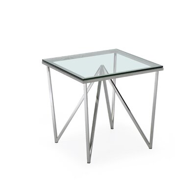 Brayden Studio Abram Newark End Table