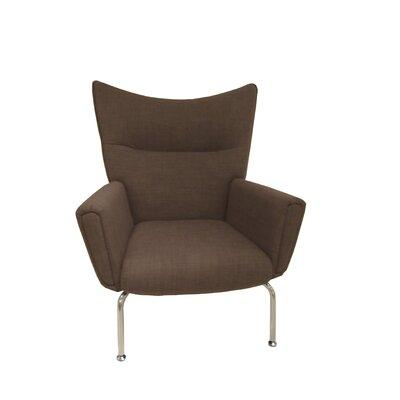 Brayden Studio Nebel Arm Chair and Ottoman Set