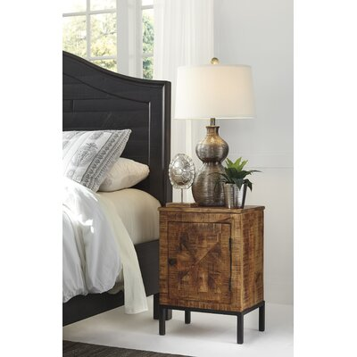 Loon Peak Green Mountain Falls Nightstand
