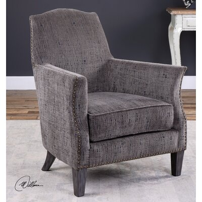 Brayden Studio Swan Accent Chair